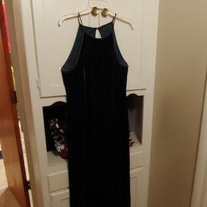 Victoria secret Velvet dress